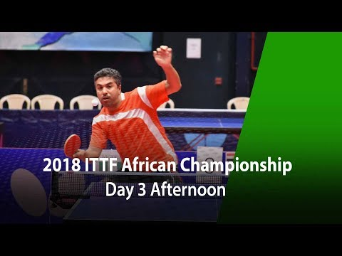 ITTF African Championship | Day 3...