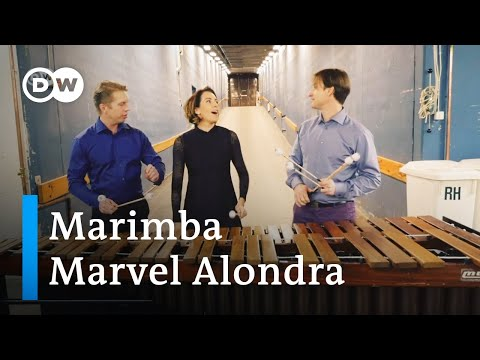 Musica Maestra – Alondra de la Parra takes up the marimba | DW English