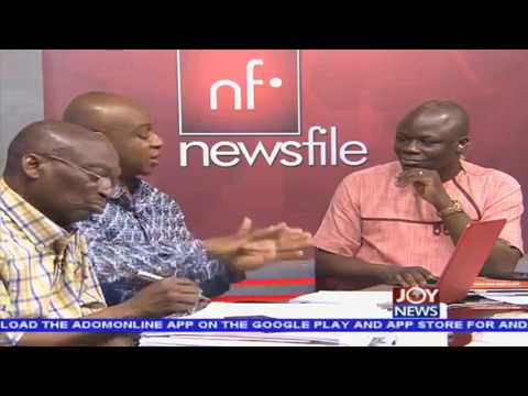 Obiri's 'Secret' Tape – Newsfile on JoyNews (3-3-18)