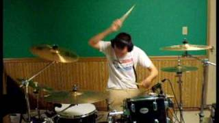Truck Stop Blues - New Found Glory (Drum Cover)