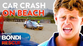 Cars Causing Havoc at Bondi (Motor Vehicle Mayhem!)