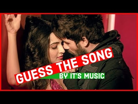 Guess The Song By It's Music Challenge | Bollywood Songs 2018