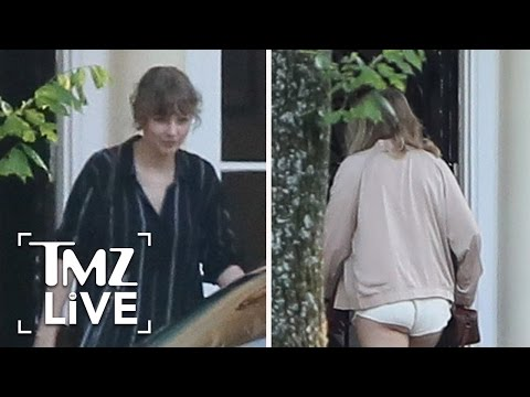 Taylor Swift Comes Out Of Hiding | TMZ Live
