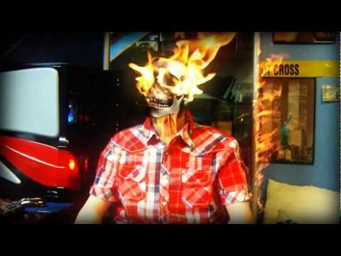 Ghost Rider FX test : After effect CS5.5 [ archive 2012 ]