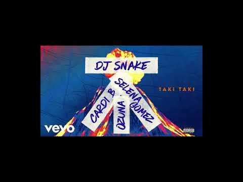 Taki Taki - Marimba Remix Ringtone   DJ Snake, Ozuna, Cardi B, Selena Gomez