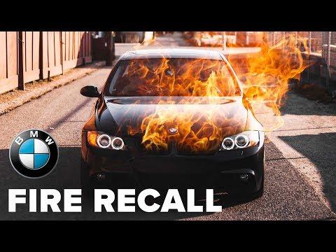 BMW FIRE RECALL 2019 🔥  3 Series, 5 Series, Z4