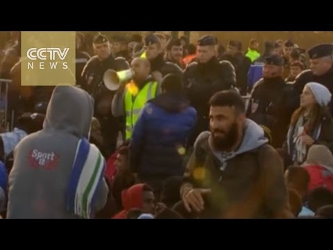 Discussion: What is the future of the migrants in France like after Calais camp removal?