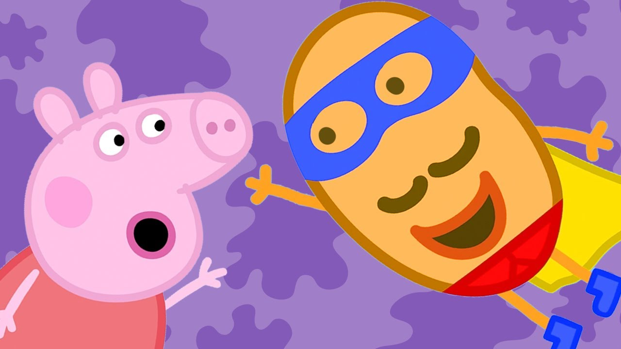 Peppa Pig Official Channel 🧙♀️ Peppa Pig the Witch 🎃 Peppa Pig Halloween
