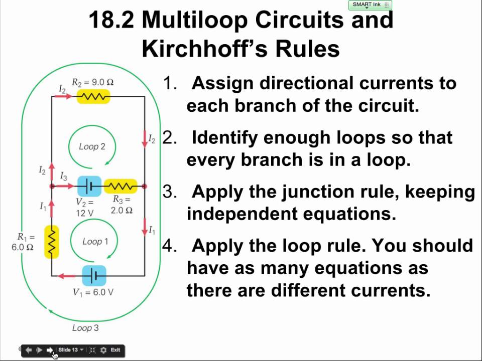 Physics Chapter 18 Basic Electric Circuits
