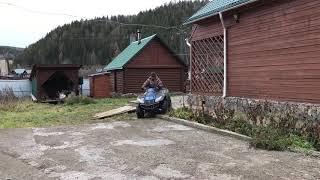 Квадроцикл, Сибирь, Красноярск 🌲