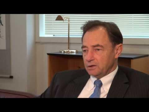 Mr Paul Tighe, Australian Consul-General to Hong Kong and Macau