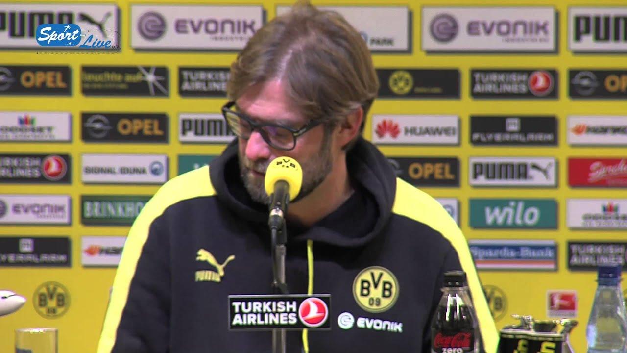 BVB Pressekonferenz vom 21. Dezember 2013 nach dem Spiel Borussia Dortmund gegen Hertha BSC Berlin (1:2)