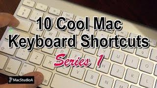 Top 10 Cool Mac OS X Keyboard Shortcuts Series 1