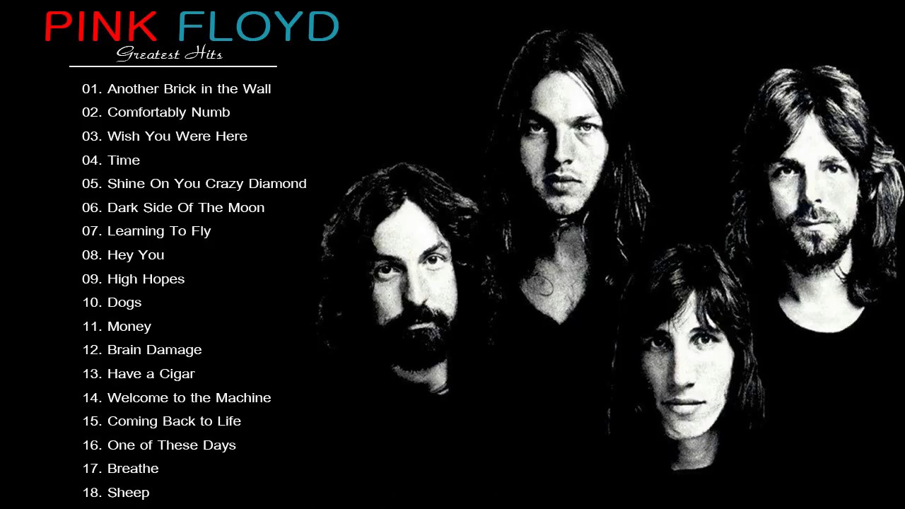 Pink Floyd Greatest Hits - Best Of Pink Floyd [Live Collection]