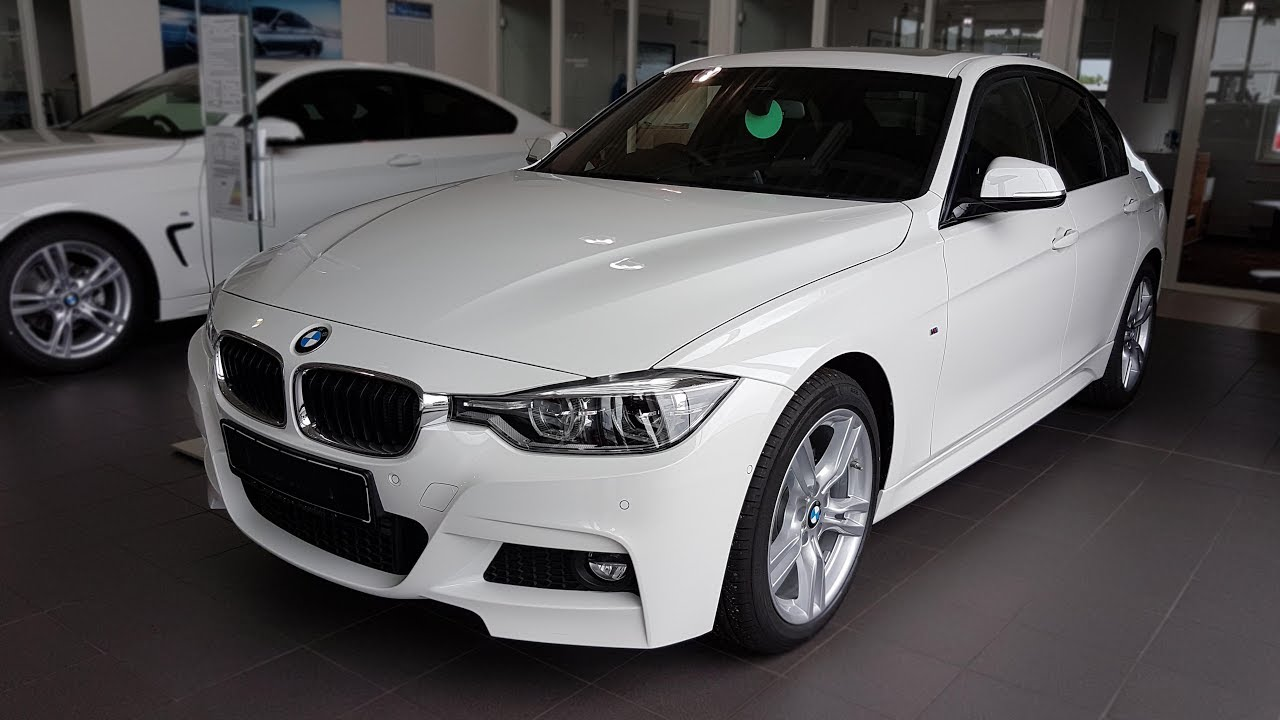 2017 Bmw 320d Limousine Modell M Sport Bmw View Youtube