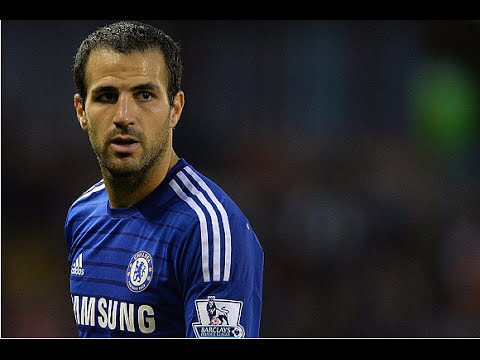 Cesc Fàbregas Best Skills Ever HD