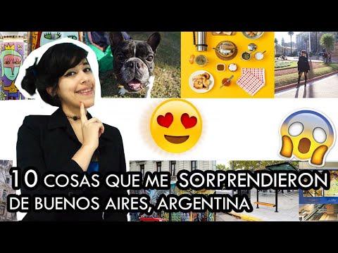 10 COSAS QUE ME SORPRENDIERON DE BUENOS AIRES, ARGENTINA | EL VLOG DE VIVI