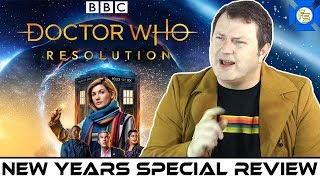 DOCTOR WHO Resolution Special Review - What Went Wrong?