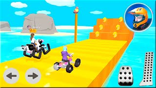 Impossible Tricky Bike Stunts #Ramp Motor Cycle Racer Game 3D #Bike Games for Android