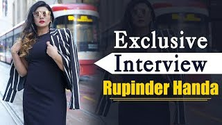 Rupinder Handa   Exclusive Interview   Bach Ke Reh   Punjabi Singer   JagBani TV
