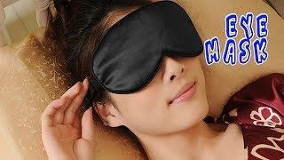 Best sleeping EYE MASK   Cheap Sleep Mask   best eye cover for sleeping