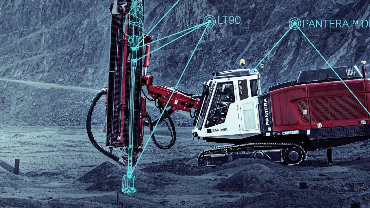 Sandvik introduces Top Hammer XL | Sandvik Mining and Rock Solutions
