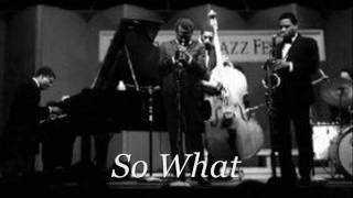So What - Miles Davis Quintet 1963 Monterey Jazz Festival