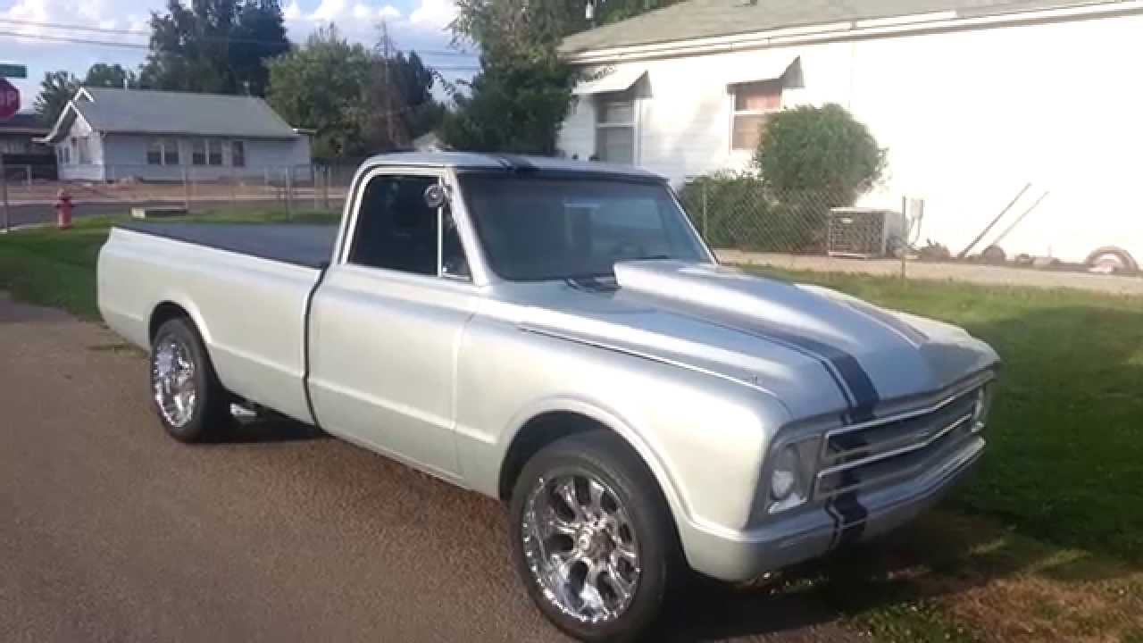 1968 Chevy C20 For Sale
