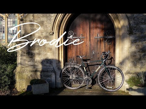 Touring Bike Review - BRODIE Argus 1.0