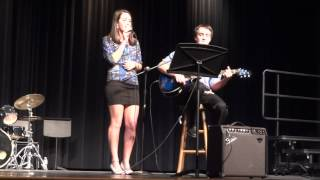 The Lazy Song - Duet at Tri-M Concert 2012