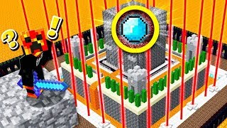 How To Break Into A Minecraft House In 30 Seconds!