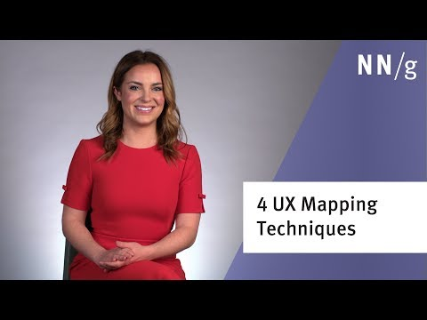 UX Mapping Methods: When to Use Which