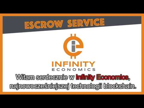 Infinity Economics-funkcja Escrow Service DEUTSCH-POLSKI