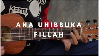 Download Lagu ANA UHIBBUKA FILLAH Cover Ukulele by Alvin Sanjaya mp3