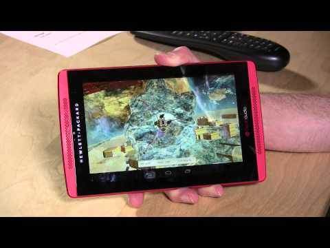 HP Slate 7-inch Android Tablet Beats Special Edition Review - 7-4501