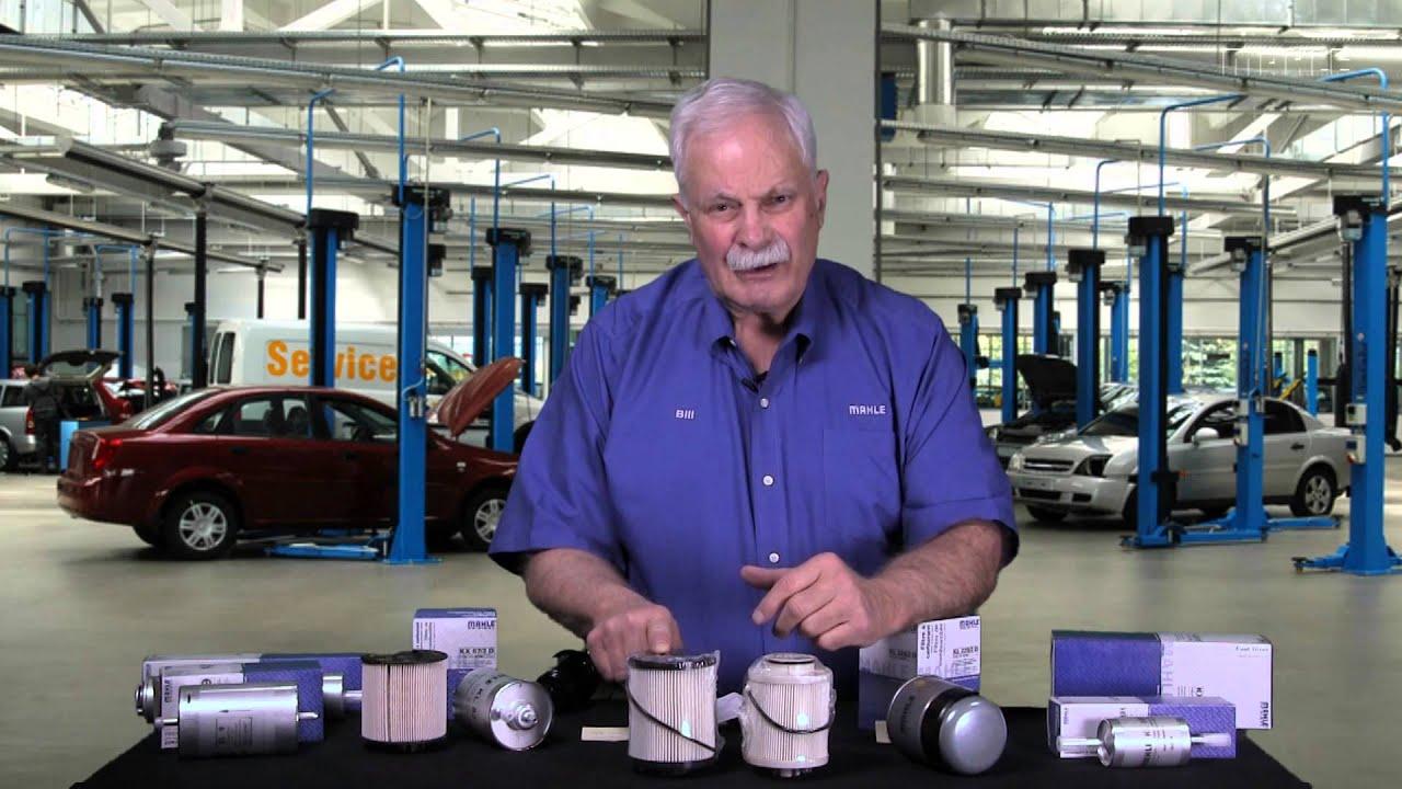Fuel Filter Explanation
