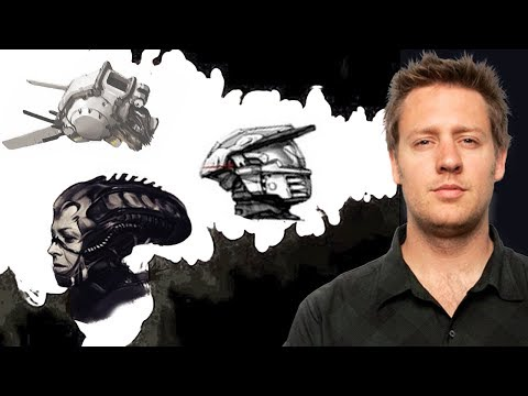 The man who can save Alien and Halo  Neill Blomkamp