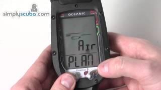 Oceanic Pro Plus 3 Dive Computer with Compass - www.simplyscuba.com