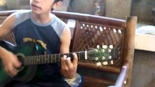 Just the way your are - Bruno Mars ( E.J's Guitar cover )