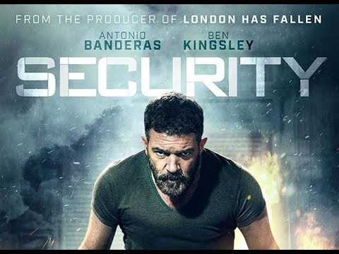 Security Official Trailer #1 2017 Antonio Banderas Action Movie HD Full HD,1920x1080