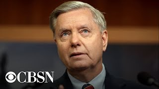 Live: Senator Lindsey Graham holds a news conference on Turkey sanctions