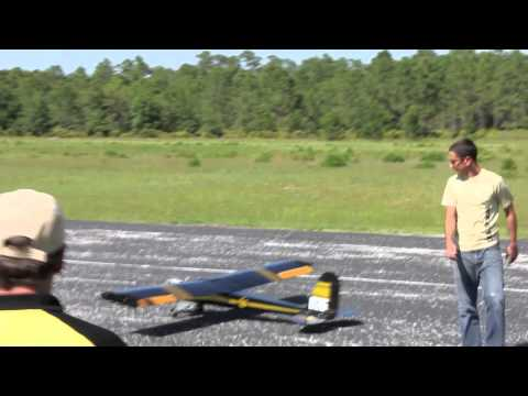 UCF Heavy Lift 2010-2011 Second Flight (No Payload)
