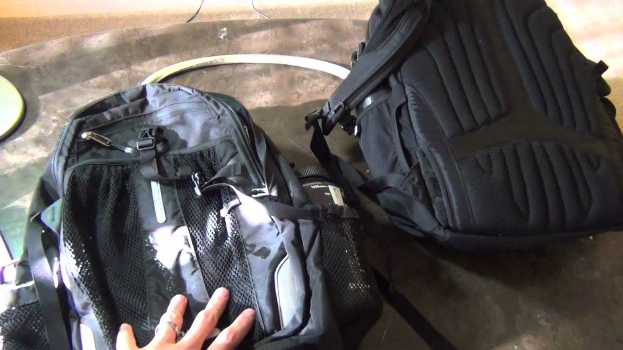 4d7224a7082e SURGE VS RECON Review by The North Face - YouTube