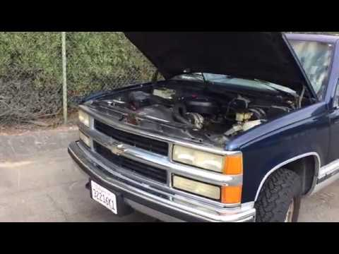 95 chevy suburban transmission problems