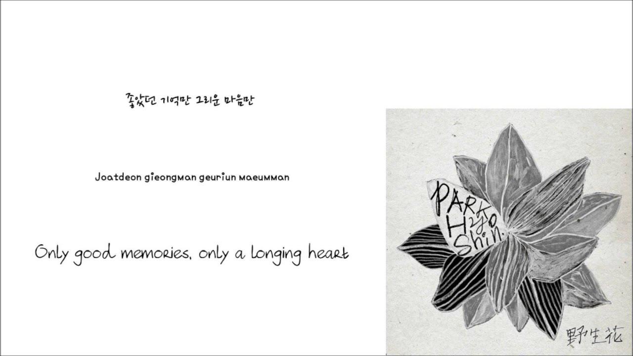 Park Hyo Shin Wild Flower Han Rom Eng Lyrics