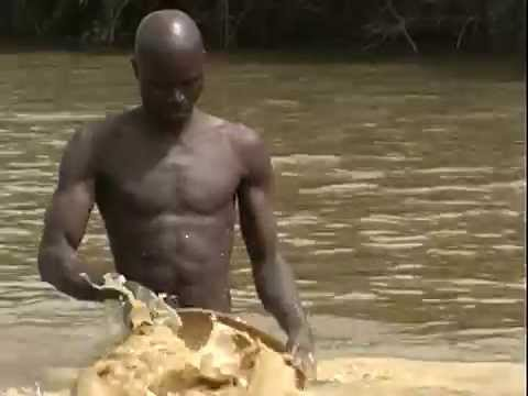 Artisanal Gold Mining in Mali, West Africa (Long Version)