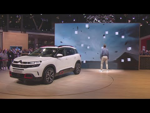 The World of Citroën, a live performance Inspired by You