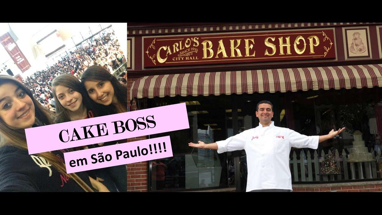 Buddy Valastro Cake Boss Shopping Eldorado