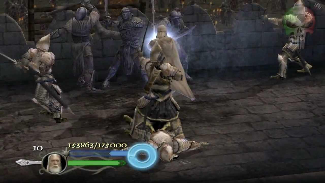 Il signore degli anelli il ritorno del re pc gameplay 6 for Il signore degli anelli il ritorno del re streaming