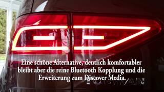 VW AppConnect deutsch Composition Media ab MJ 2016 Discover Media